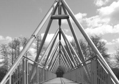 August 16 - Brücke über die B75 - Stefan Stauch