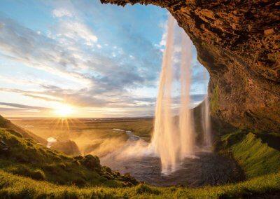 Oktober 16 - Eine Sommernacht auf Island - Bettina Fuls