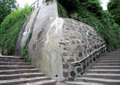 Treppengabelung - Bärbel Raub