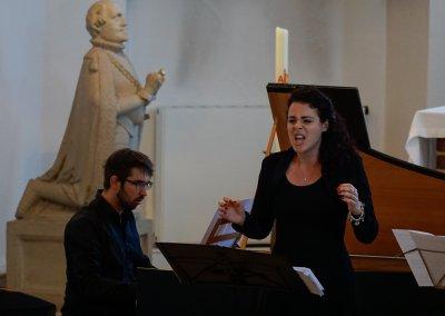 Askanier und Serena Bellini