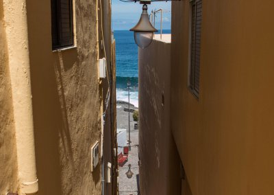 Blick auf's Mittelmeer