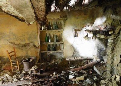 Verlassen - Valle Maira, Piemont