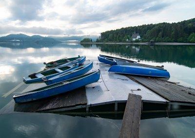 Stefan Stauch - Morgen am Walchensee