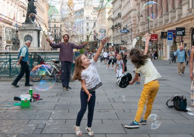 Juli 14 - Wien, bubbles & smiles - Stefan Stauch