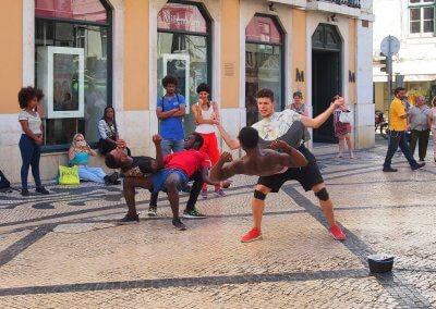 September 15 - Lissabon Breakdance - Rosemarie-Kühnert