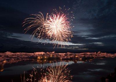 Januar 17 - Feuerwerk der Gefühle - Bettina Fuls