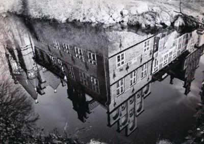 Mai 17 - Schloss im Spiegel - Uwe Schulz
