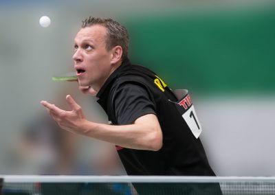 Tischtennis - Damir Markovic