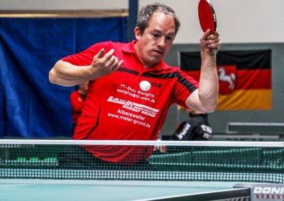 Tischtennismeisterschaft 2017 Na komm - Horst Wabner